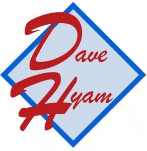 Large Dave Hyam logo